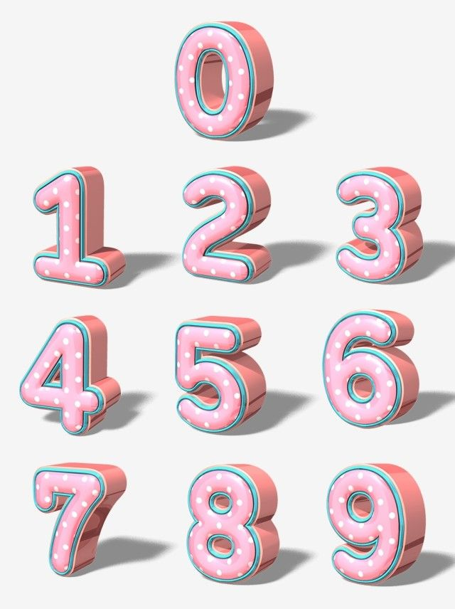 Creative 3d Stereo Pink Gold T Number 09 Numbers Creative Number Font Design Png Transparent Clipart Image And Psd File For Free Download Gold Art Clip Art Gold Pattern