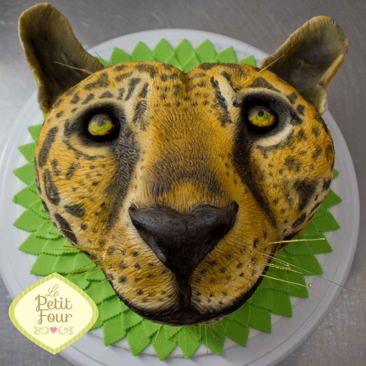 ===El arte comestible=== - Página 5 547a0a42279ba4163db2edd8b07eae42--realistic-cakes-jaguar