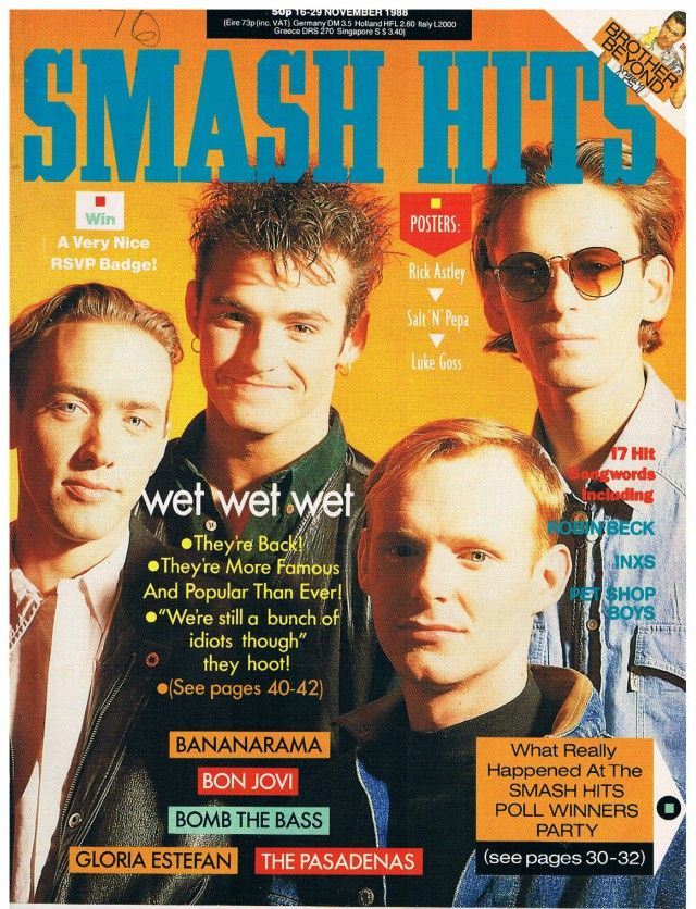 97 best 80s pop music magazines images on pinterest 80s for Top dance songs 1988