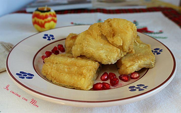 #gialloblogs #ricetta #foodporn #baccalà Baccalà fritto alla calabrese   In…