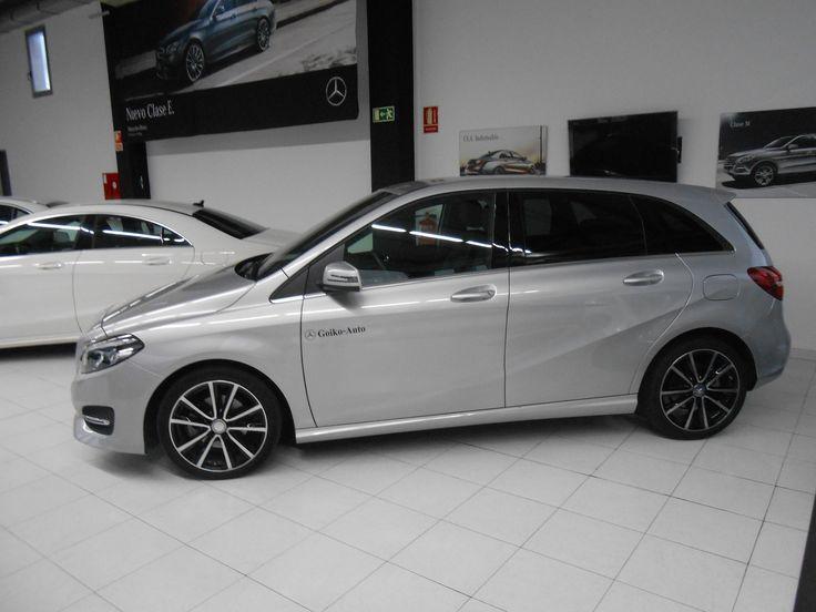 https://flic.kr/p/NTAyRG | Clase B | Mercedes-Benz clase b 200d automático Km0. Más de 5.000 € de descuento en este vehículo. Sólo esta semana.