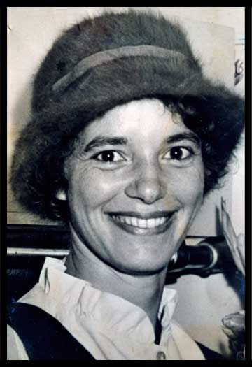 Ingrid Jonker, a South African poet