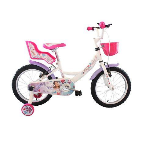 Vehicule pentru copii :: Biciclete si accesorii :: Biciclete :: Bicicleta copii Violetta 14 ATK Bikes