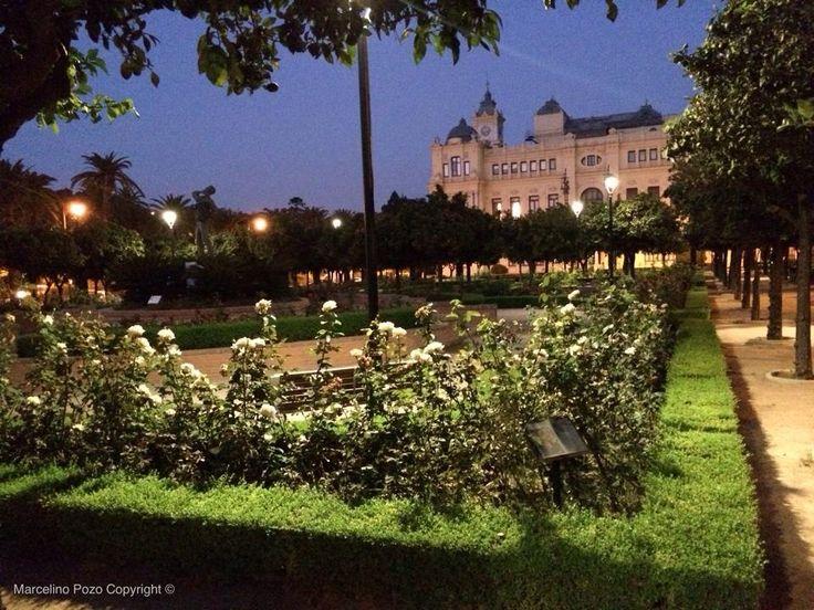 Garden of Roses near to Puertaoscura