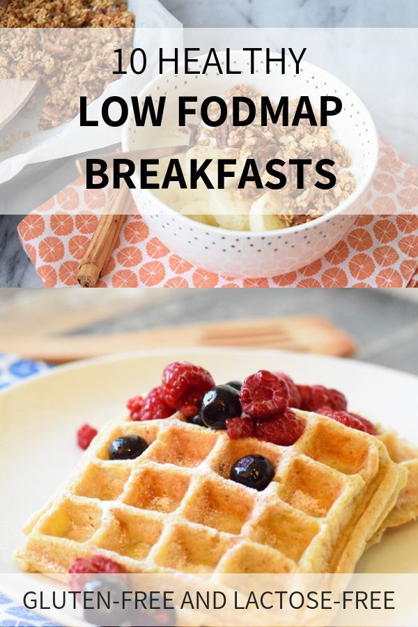 10 Healthy Low Fodmap Breakfasts Gluten Free And Lactose Free