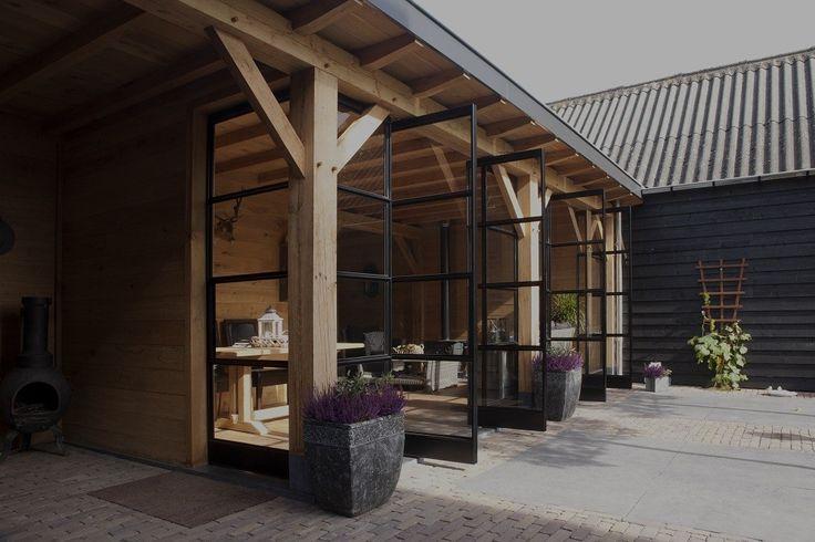 Those doors! FritsJurgens B.V. (Projectreferentie) - Stalen buiten taatsdeuren - architectenweb.nl