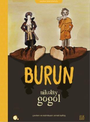 23.08.14: Burun - Nikolay Gogol