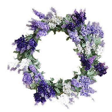 lavendel hangende bloemen decor – EUR € 34.99