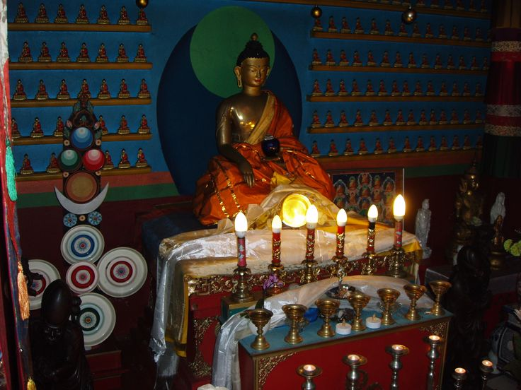 Hantum - Het Tibetaans Boeddhistisch Centrum voor studie en meditatie, Karma Deleg Chö Phel Ling. → Werd in 1975 opgericht. De oprichters behoren tot de Karma Kagyu school binnen het Tibetaanse Boeddhisme.