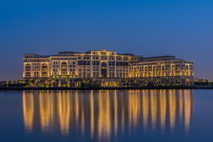Paleis Versace - Dubai, luxe hotel, palazzo versace - Wonen voor mannen
