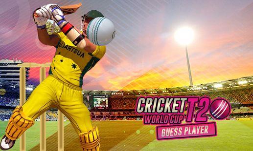 Downlaod free cricket game https://play.google.com/store/apps/details?id=com.qc.guess.cricket.player