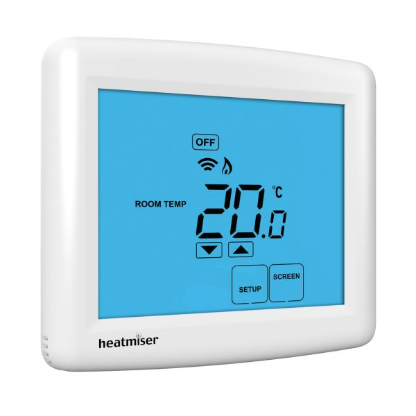 Heatmiser WiFi thermostat