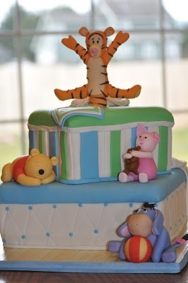 Winnie the Pooh and Friends Baby Shower..perfect for my sister's shower