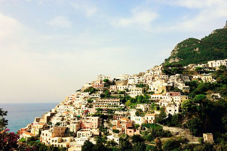 A Review of the Most Romantic B&B, Villa Mary Suites: Positano Accommodation