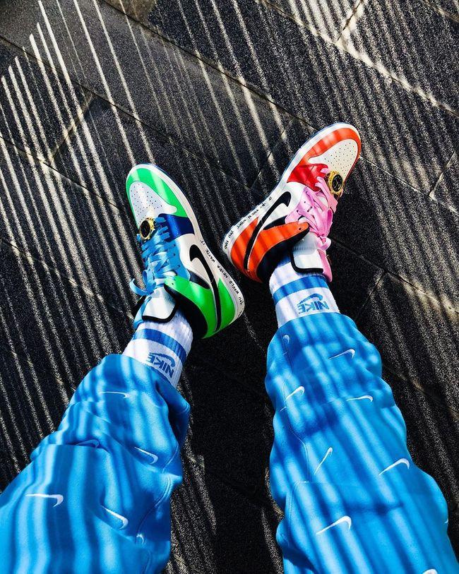 Air Jordan 1 Mid Fearless Melody Ehsani en 2020 | Jordanie