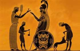 История костюма. Античная одежда. Исторические предпосылки возникновения античного костюма.