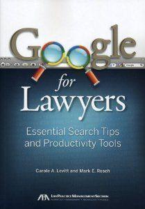 #Bücher #Carole #Wesentliches #Google #Rechtsanwälte #Levitt