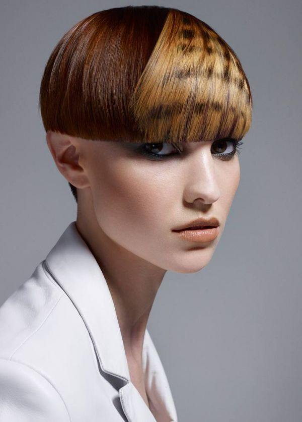 i-DENT-ity by Chris Williams | Check out the rest of the #hair collection at salonmagazine.ca
