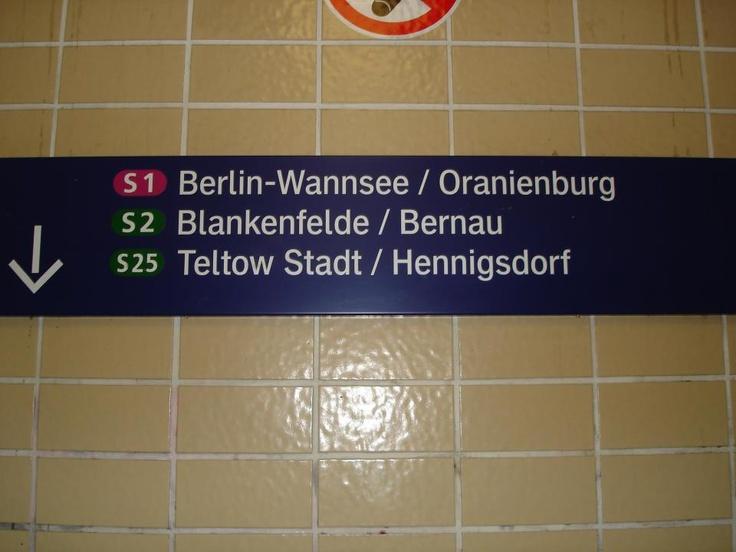 Berlin - >Bernau