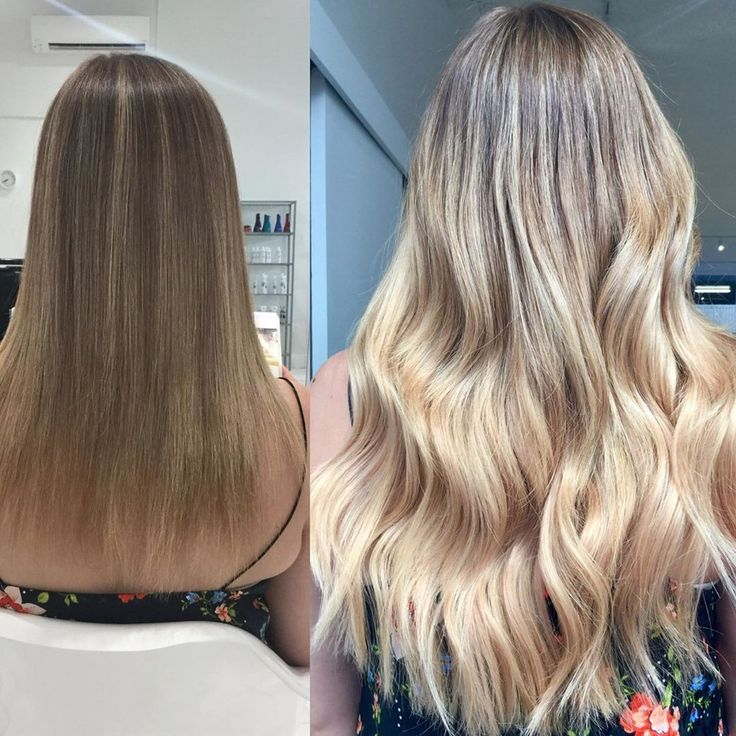 Serious colour change and thicken up ! using tape extensions and L'Oréal Professionnel colo…, #alorealpro #change #colour #extensions #serious #thi…