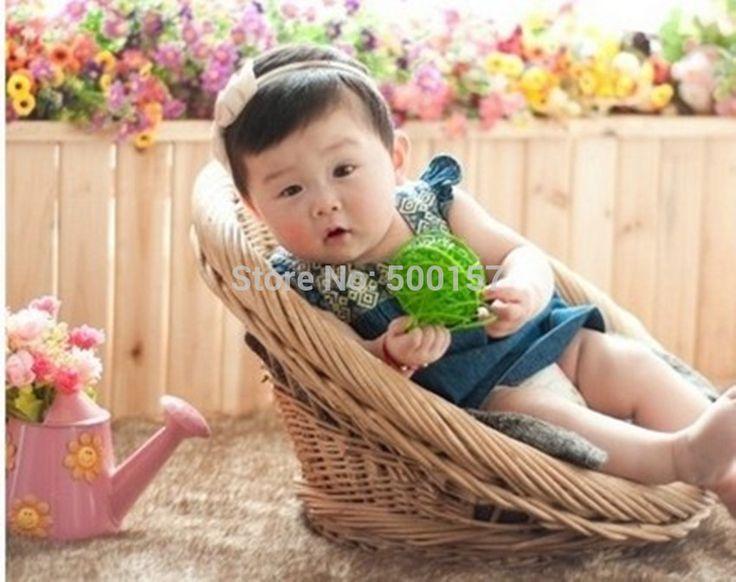 Новинка для новорожденных младенцев студия в корзины фотостудия реквизит фотосессии коробка для фотограф D-15(China (Mainland))