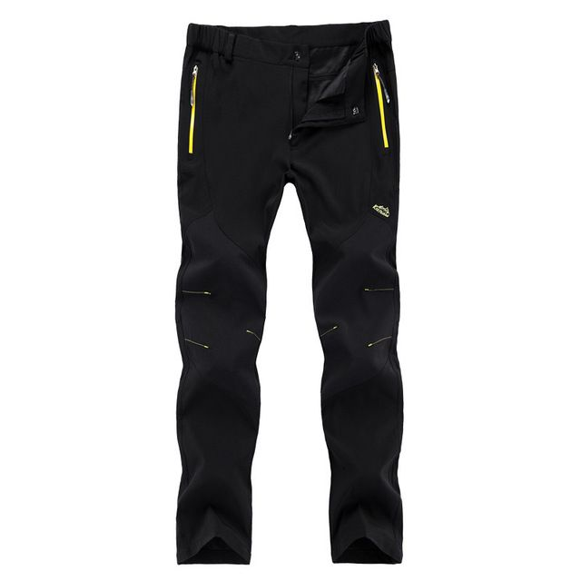 Daily Sale $23.57, Buy Hot 2017 Outdoor Spring Autumn Patchwork Sport Climbing Camping training Pants Waterproof Softshell Trekking Men Trousers hombre