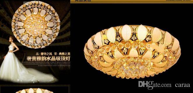 Wholesale Manufaktur Neue Ankunfts K9 Kristallleuchter Hängende Lampen Luxus Kristall Leuchte Decke Kronleuchter Lizenz Kostenloser