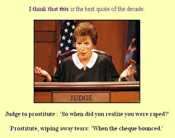 D'oh!!  #truedat: Adult Humor, Claims Judge, Cases, Judge Judy, Judges, Things People, Funnies Quotes, Case People, Best Quotes Ever