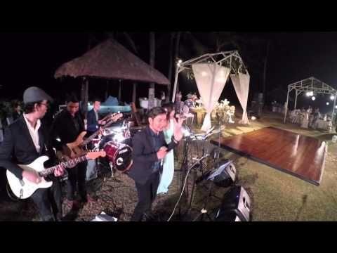WEDDING BAND BALI - GLO Band Bali at Pan Pacific - YouTube