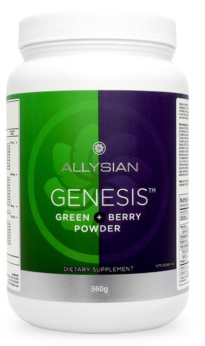 GENESIS - Allysian Sciences - REDEFINE POSSIBLE.™