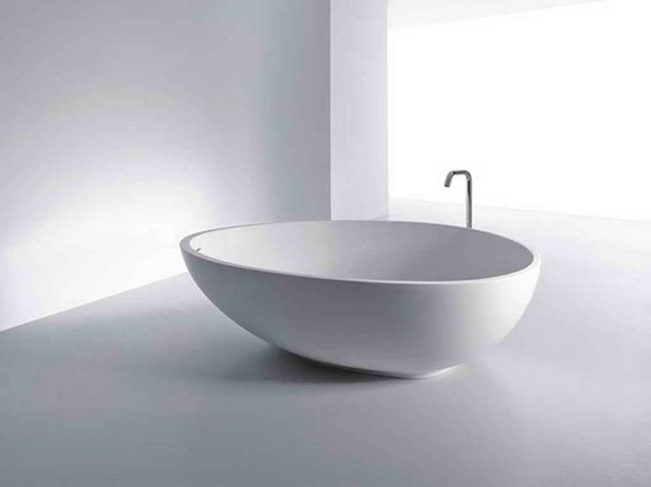 Bathtub:Modern Design Egg Shaped Bathtubs Egg Shaped Bathtub