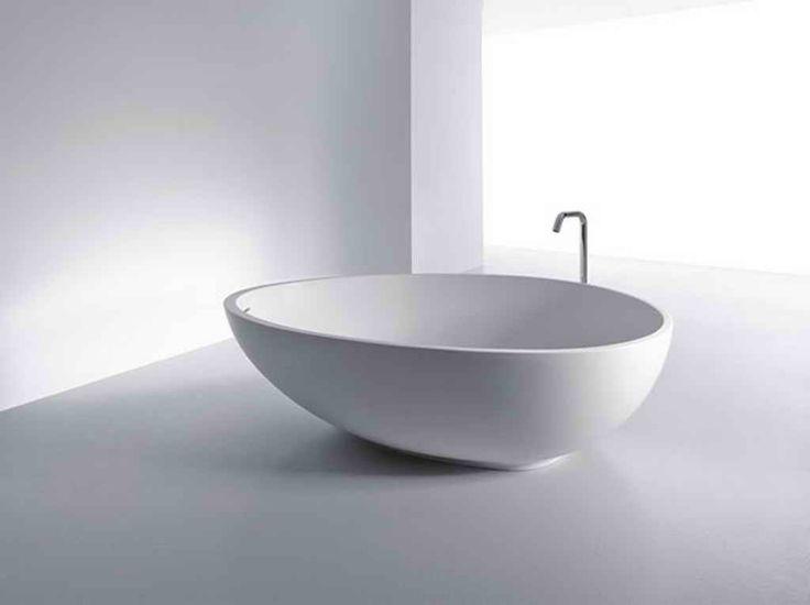 Bathtub:Modern Design Egg Shaped Bathtubs Egg Shaped Bathtub