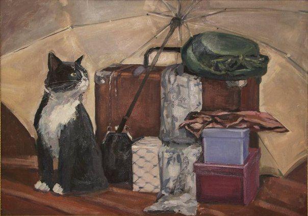 Человеку нужен кот. Непременно нужен кот. Чтоб идти домой хотелось, потому что кто-то ждёт...  А. Манова