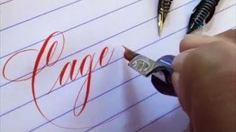 Calligraffiti Ambassador Schriftzug - Interview in Berlin - YouTube