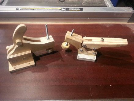 Build your own Toggle clamps! Free Plans plus.. New World Record. lol