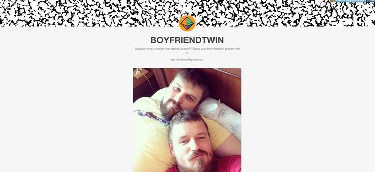 """The """"Boyfriend Twin"""" and Our Tendency to Date People Who Look Like Us"""