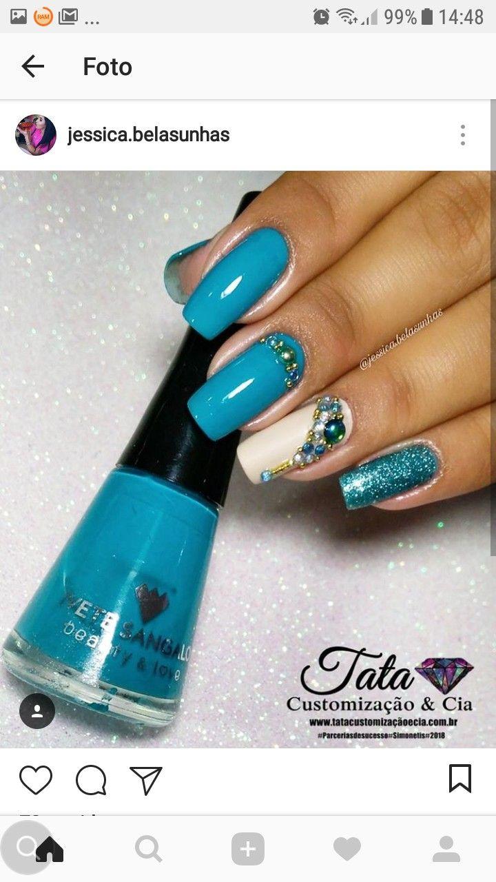 298 best Fingernägel images on Pinterest | Nail design, Beauty ...
