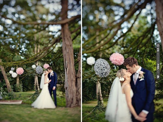 pom poms! photos by Marianne Taylor | CHECK OUT MORE IDEAS AT WEDDINGPINS.NET | #weddings #weddingdecor #weddingdecoration #decor #decoration #events #forweddings