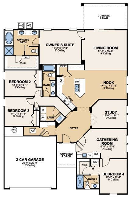 168 best images about floor plans on pinterest dome for Multi generational home plans