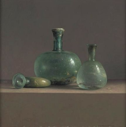 Roman Glass 1999   Henk Helmantel