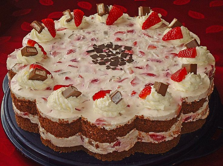 Yogurette-Torte 9