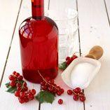 Vaniljanmakuinen punaherukkamehu - Reseptejä