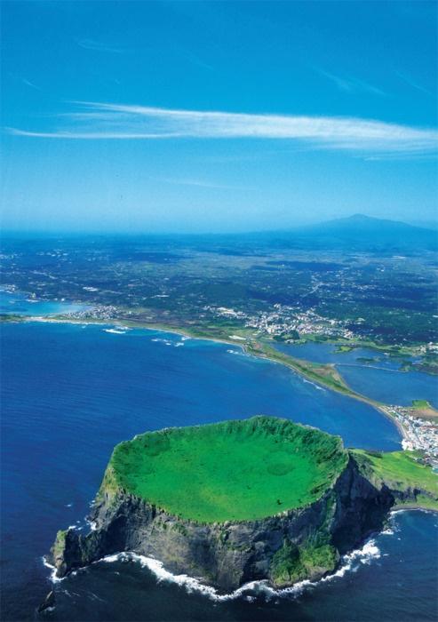 Seongsan Ilchulbong - Jeju Island (Jeju-do), South Korea
