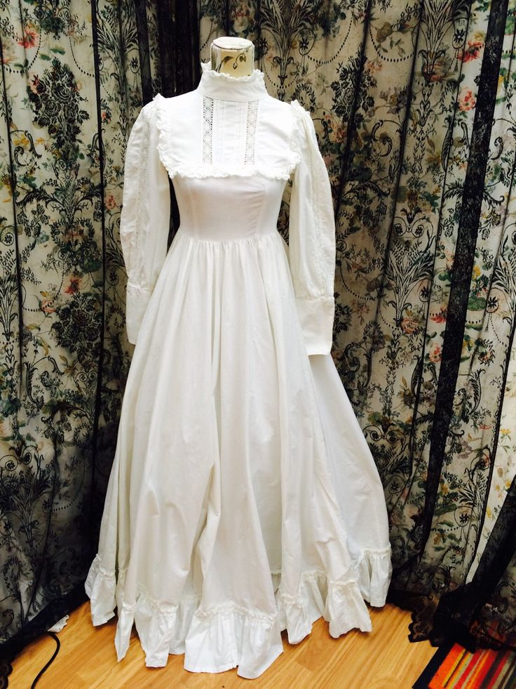 White Victorian Blouse