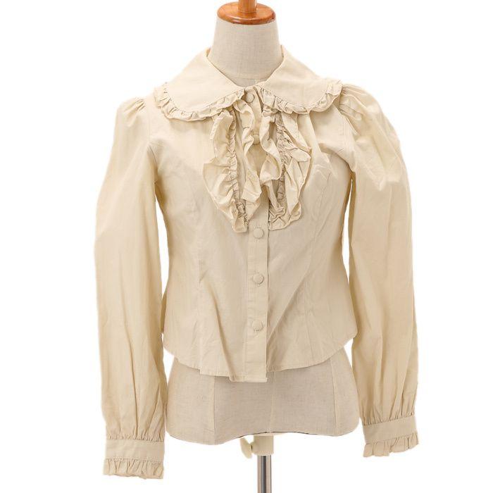 Worldwide shipping available ♪ Gothic & Lolita Fashion  Blouse https://www.wunderwelt.jp/en/brands/lolita-fashion/blouse  IOS application ☆ Alice Holic ☆ release Japanese: https://aliceholic.com/ English: http://en.aliceholic.com/
