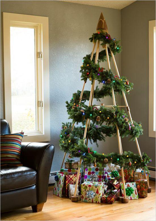 17 alternative Christmas Trees | slideshow