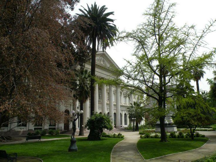Ex Congreso Nacional, Santiago Centro, Chile