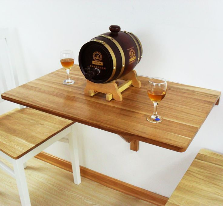 32 Best Images About Wall Folding Table Ideas On Pinterest