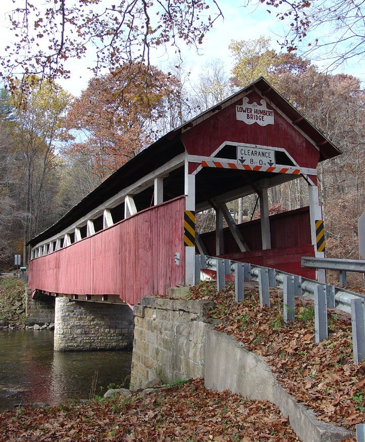 Covered Bridges of Somerset County, Pennsylvania