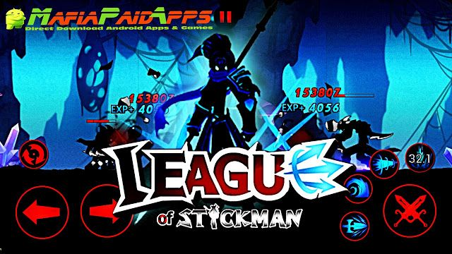 League of Stickman 2018- Arena PVP (Dreamsky) v5.0.0 [Mod] Apk for Android    League of Stickman 2018- Arena PVP (Dreamsky) Apk  League of Stickman 2018- Arena PVP (Dreamsky) is an Action Games for Android  Download last version of League of Stickman 2018- Arena PVP (Dreamsky) Apk Mod (unlimited money) for android from MafiaPaidApps with direct link  Tested By MafiaPidApps  without adverts & license problem  without Lucky patcher & google play the mod   League of Stickman Arena PVP is…